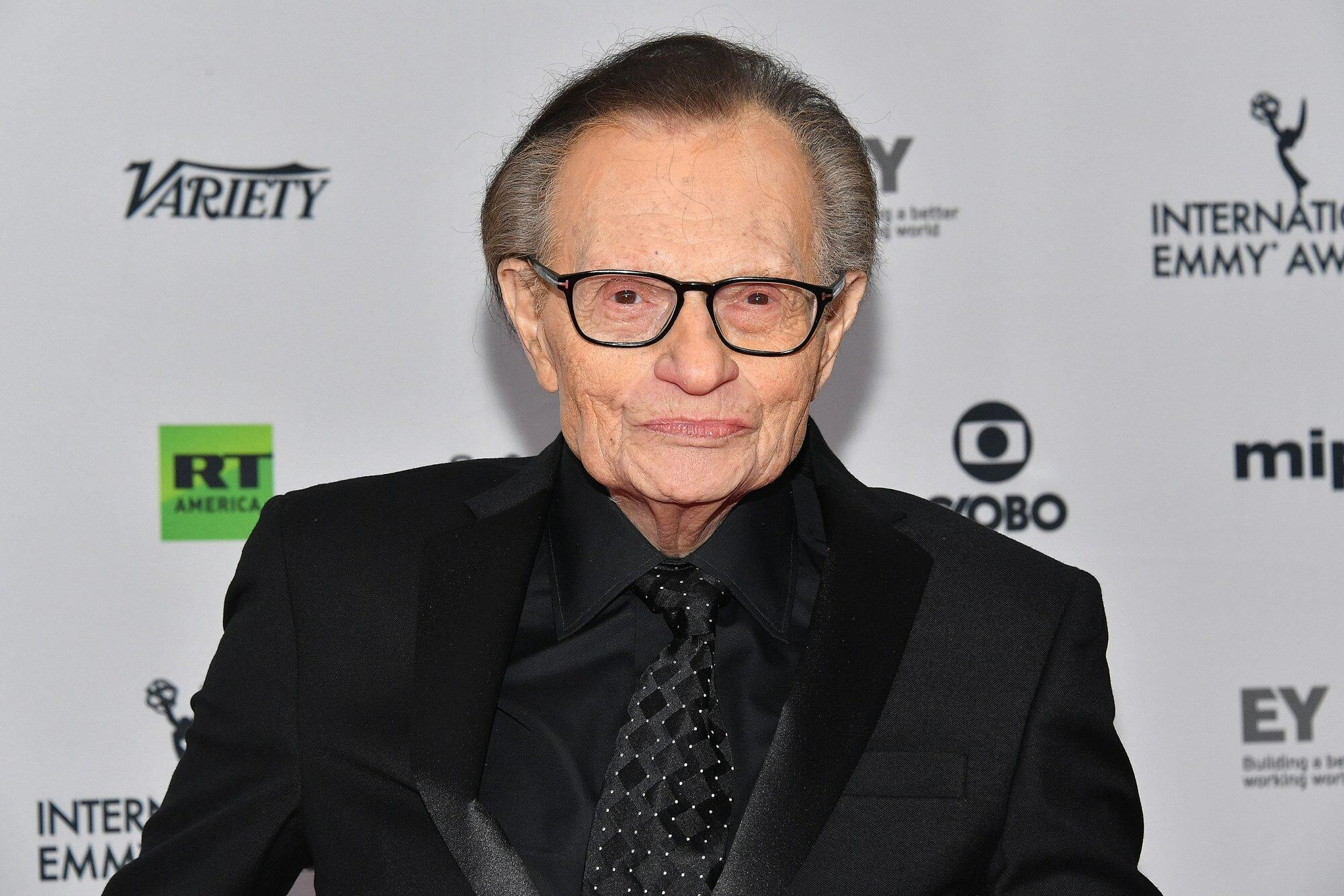 Larry King, Legendary Journalist and Radio Host, Dies at 87