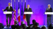 Frustrated Western powers call for talks to end Syria war