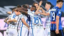 Inter de Milão vence a Atalanta e fica com o segundo lugar do Italiano