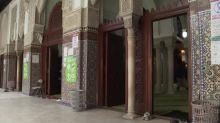 Déconfinement: réouverture partielle de la Mosquée de Paris