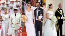 以為公主出嫁都要穿著夢幻婚紗?看看這 30 件來自各國公主、王妃、皇后的婚紗,會顛覆你的想象