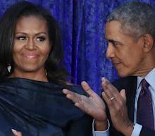 Michelle And Barack Obama Did Couples Therapy, She Says In Memoir 'Becoming'