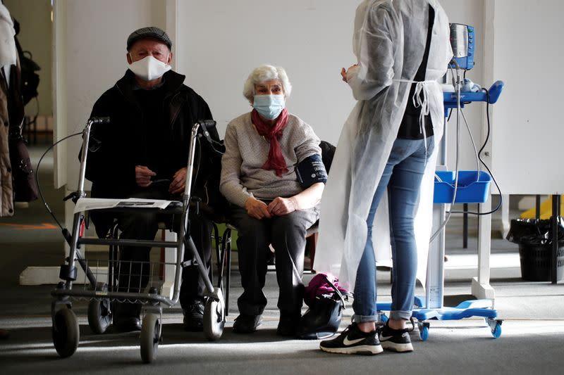 Coronavirus: La tension hospitalière s'aggrave en France