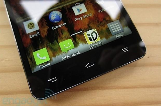 LG Optimus G for Sprint updated to Android 4.1.2