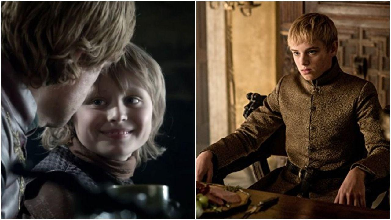 <p>And finally,<em> Game of Thrones</em> replaced Tommen Baratheon actor Callum Wharry with Dean-Charles Chapman when the role became more demanding. Dean ruled (quite literally), so I guess this was a solid choice.</p>