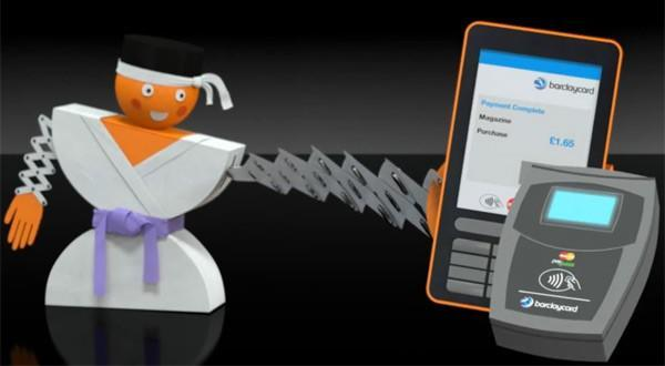 Orange and Barclaycard launch 'Quick Tap' NFC mobile payments in the UK