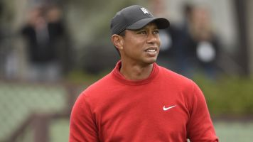 Tiger stunned to learn of death of Kobe, daughter