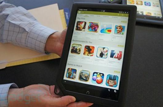 Google Play comes to Barnes & Noble's Nook HD and HD+, we go hands-on (video)