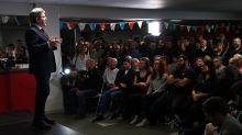 Les vœux de Mélenchon à Marseille : «Notre rôle, c'est de résister à la pente du monde»