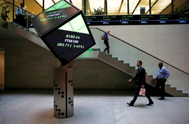 Image result for FTSE dips as fresh trade war fears rattle global markets