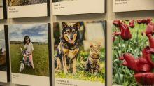 PHOTOS: Fujifilm Printlife exhibit at Grand Central Terminal