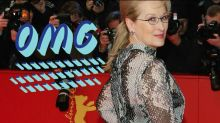 Meryl Streep Thought Snapchat Was For 'Sexting'