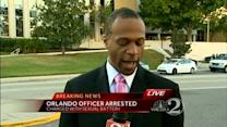 Chief: Officer charged with sexual battery on woman he arrested