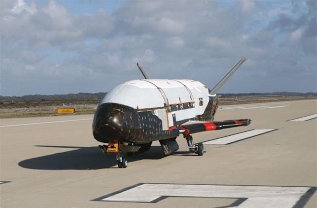 The Air Force's secret space plane sets a new record: 718 days in orbit