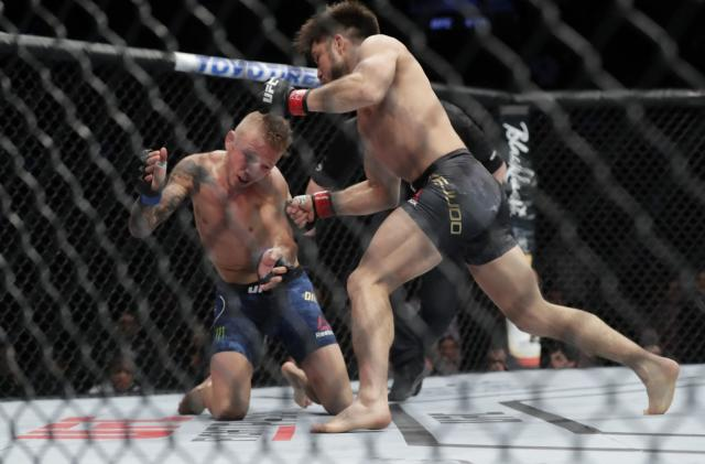 ESPN+ tops 2 million subscribers following first UFC Fight Night