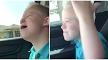 People Can't Get Enough of This 9-Year-Old Boy with Down Syndrome Belting Whitney Houston
