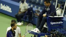 Handshakes at US Open rare but, as Djokovic shows, do happen