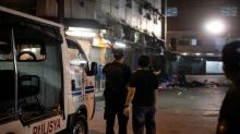 Twin blasts in Philippine capital kill at least two: police
