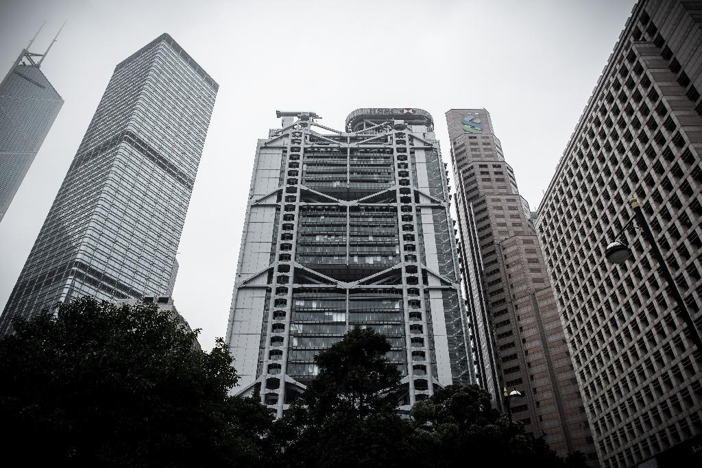 Hong Kong student leader Wong says HSBC blocked new accounts