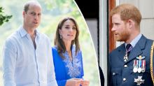 Kate and Wills reportedly snub Prince Harry's birthday Zoom
