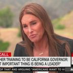 Caitlyn Jenner's Plan for California's Economy: 'Surround Myself With Really Great People'