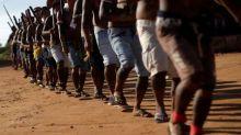 巴西原住民女性染疫 危及部落健康