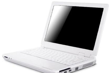 DosPara unveils snow white ultraportable: the Prime A Note Cressida NB