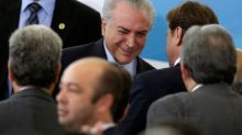 Most Brazilians disapprove of Temer government -poll