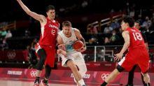 JO - Basket (H) - La Slovénie de Luka Doncic écrase le Japon pour son deuxième match des JO de Tokyo