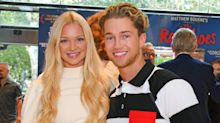 Strictly's AJ Pritchard recalls moment dancer girlfriend Abbie Quinnen caught fire in freak accident