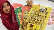 Pos Malaysia honours Kedah Sultan in special stamp series