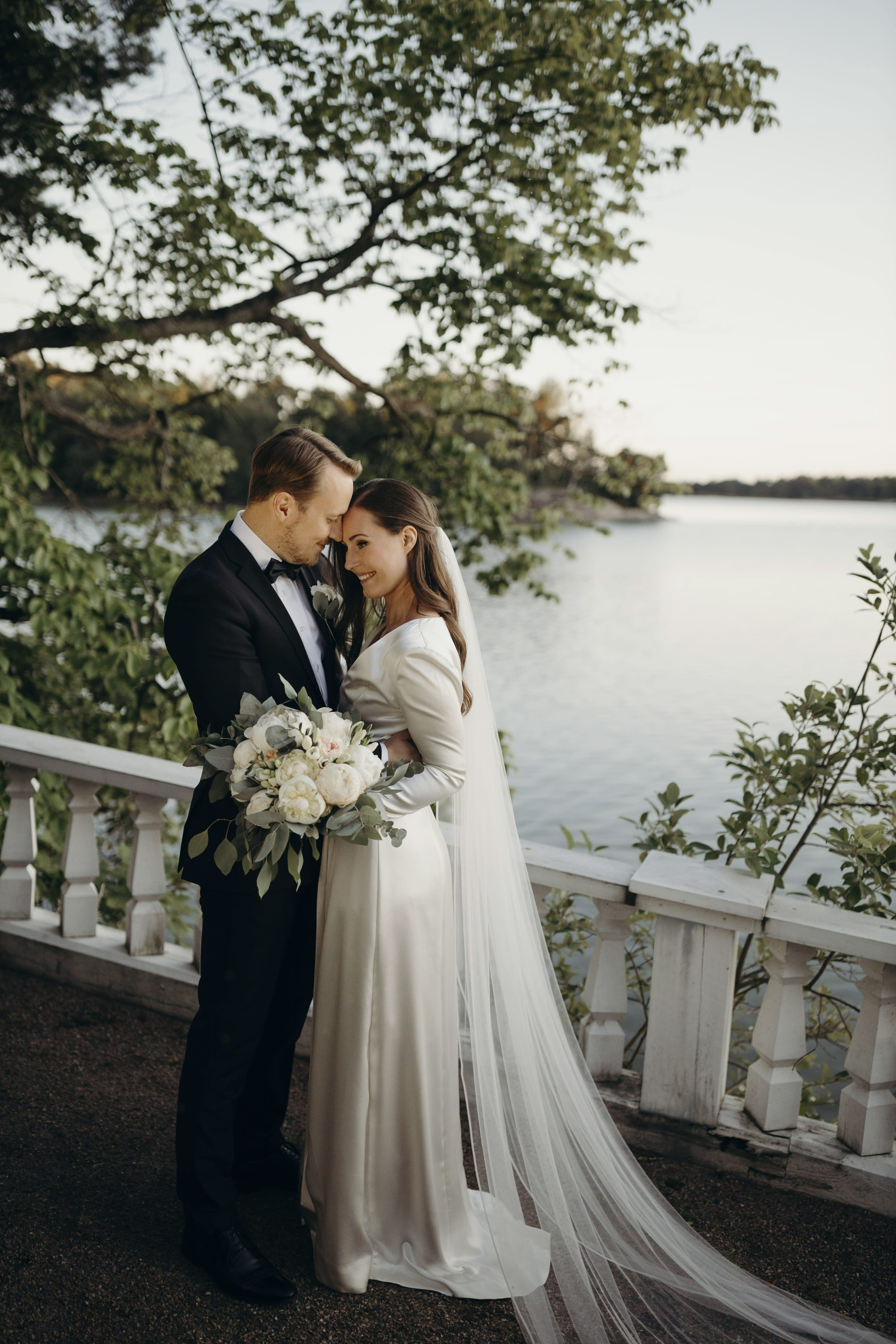 Finland Prime Minister Weds