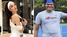 'Took it personally': Milos Raonic steps in after girlfriend's 'fat-shaming' response