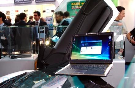 Hands-on with ASUS' Lamborghini VX2