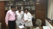 Ahmed Patel Appointed As The New Treasurer Of Congress