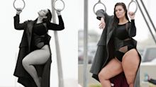 Ashley Graham vuelve a ser víctima del Photoshop: ¿era necesario?