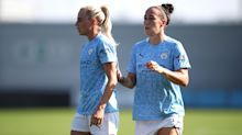 Chelsea hit nine but Lucy Bronze denied debut victory as Manchester City held