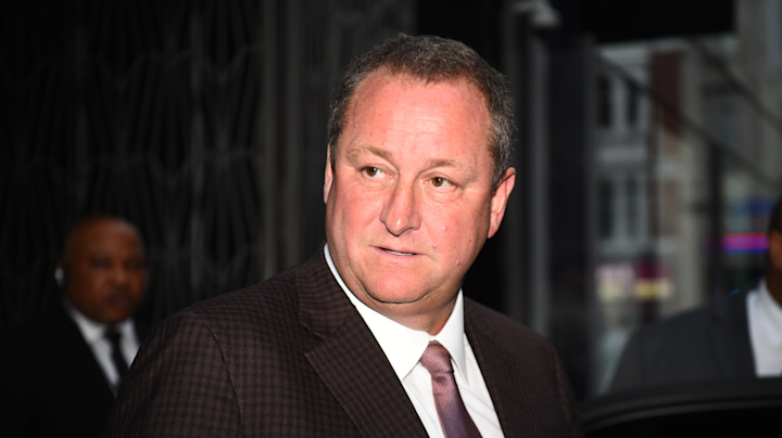 Mike Ashley offers £50m lifeline to Philip Green's struggling Arcadia Group