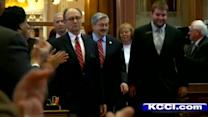 Branstad delivers Condition of State address