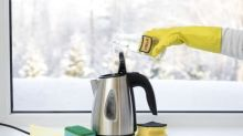 The best way to clean your kettle effectively