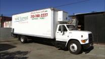 Stolen World Harvest Food Bank truck will affect Thanksgiving