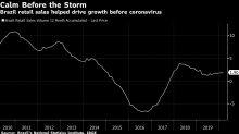 Economic Growth Engine Turns Weak Link in Virus-Stricken Brazil