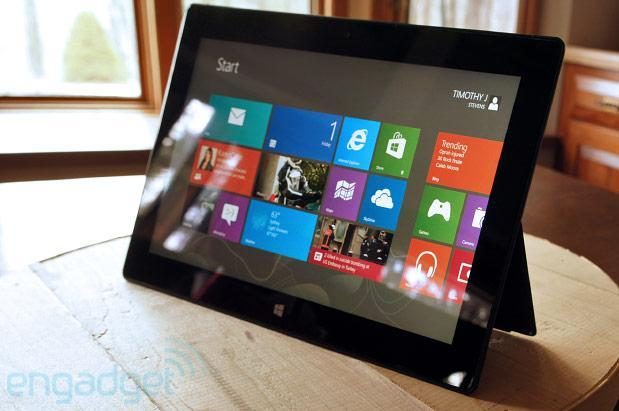 Microsoft Surface Pro coming to the UK on May 23rd starting at £719