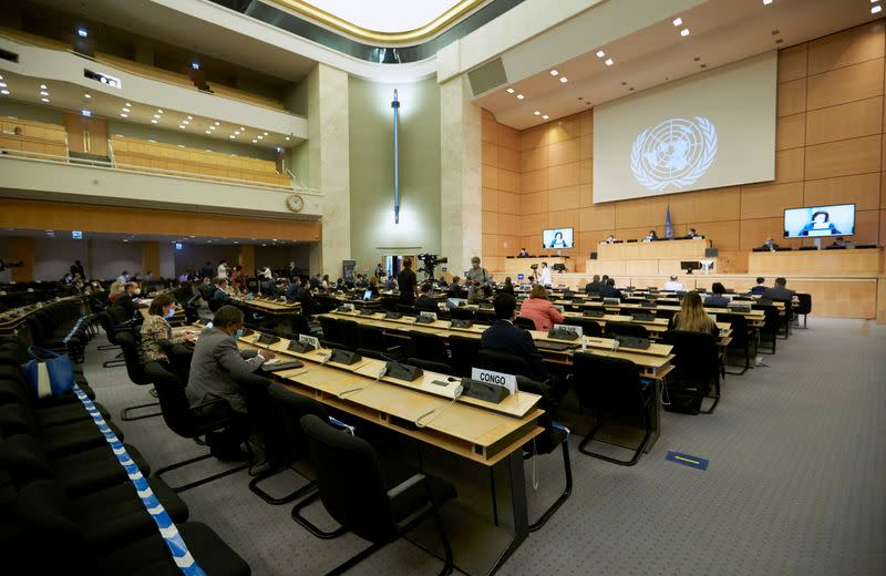 U.N. urges Venezuela to dismantle criminal gangs running gold, bauxite mines