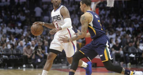 Basket - NBA - Les Los Angeles Clippers égalisent face au Utah Jazz
