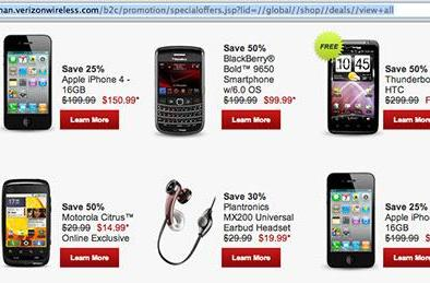 Verizon supposedly readying iPhone 4 discount