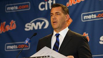 Off the 'deep' end? Mets GM makes bold claim