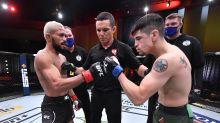 Deiveson Figueiredo vs. Brandon Moreno 2: Will history repeat itself at UFC 263?