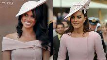 ¿Por qué Kate Middleton se ha puesto muy celosa de Meghan Markle?