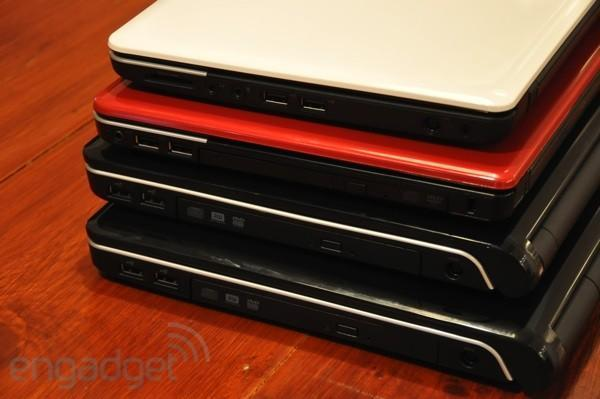 Dell's slim new Inspiron Z family is totally carb free
